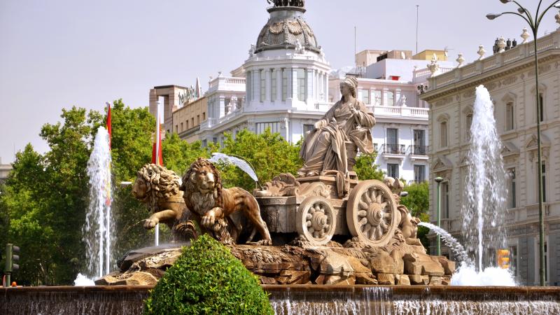 Madrid, mucho que ver