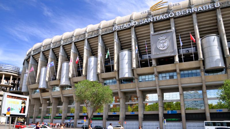 Madrid, mucho que ver y Tour Bernabéu