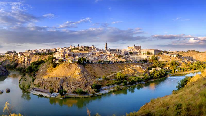 Toledo día completo