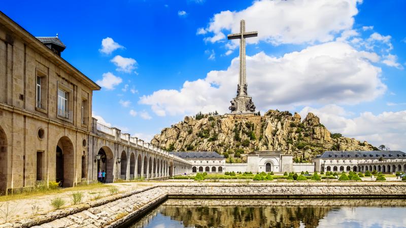 Pack especial: Escorial, Basílica del Valle y Aranjuez