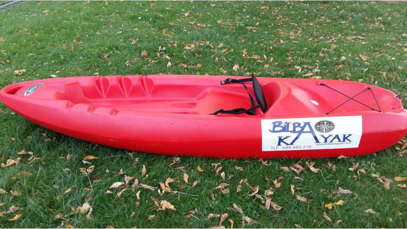 Descubre Bilbao desde un Kayak