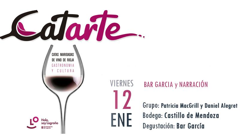 Catarte - BAR GARCIA y NARRACIÓN