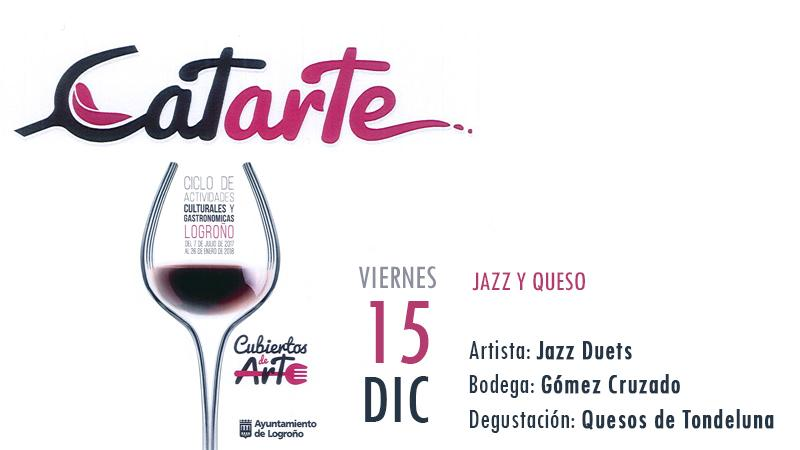 Catarte -  JAZZ Y QUESO