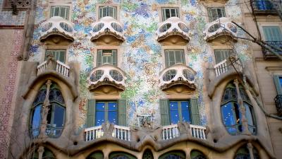 Montserrat y el arte de Gaudí