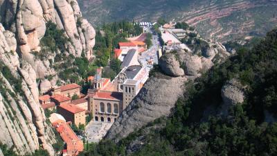 Una mañana en Montserrat