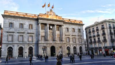 Día completo en Barcelona