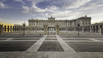 Madrid, beaucoup que visiter: Palacio Real
