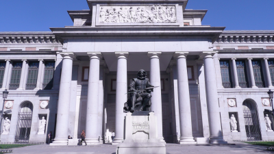 Madrid, so much to see: Prado Museum