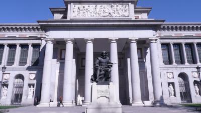 Madrid, beaucoup que visiter: Musée du Prado