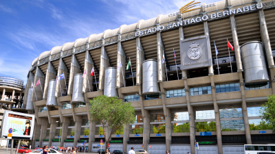 Madrid, so much to see and Bernabéu Tour