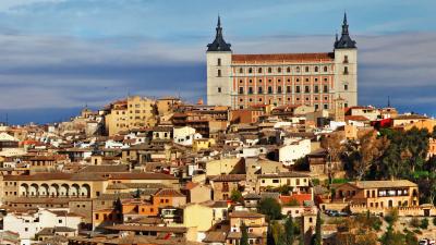 Toledo demi-journée