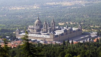 Escorial et Basilique del Valle