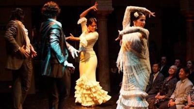 Espectáculo Museo del Baile Flamenco
