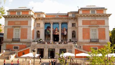 VISITA PANORÁMICA Y MUSEO DEL PRADO