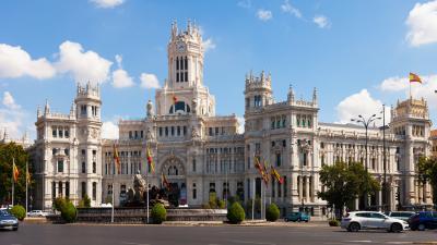 VISITA PANORAMICA DE MADRID