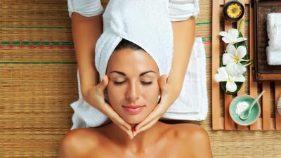 Circuito termal y masaje relajante