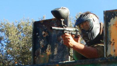 Paintball Torrecilla