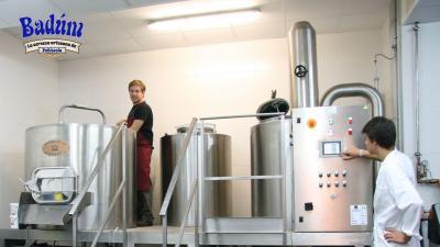Visita la fábrica de cerveza Badúm