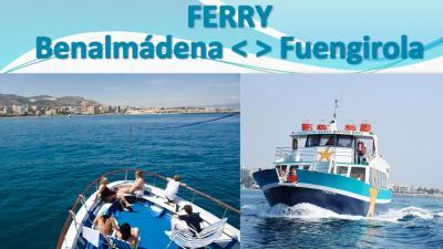 Ferry Benalmádena<> Fuengirola