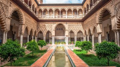 Visita guiada Alcázar, Santa Cruz y Catedral-Giralda
