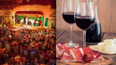 El Palacio Andaluz - Flamenco Tapa