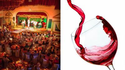 El Palacio Andaluz - Flamenco Copa