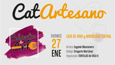 Catartesano - Cata de Vino y Monólogo Teatral