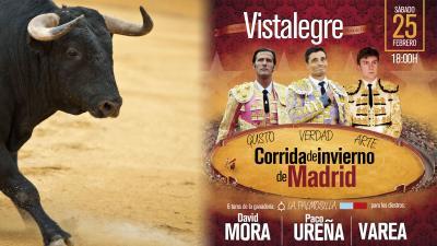 CORRIDA DE INVIERNO DE MADRID