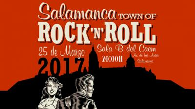 SALAMANCA TOWN OF ROCK & ROLL