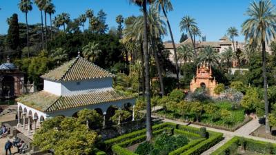 Reales Alcázares y Catedral de Sevilla