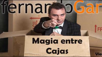 MAGIA ENTRE CAJAS