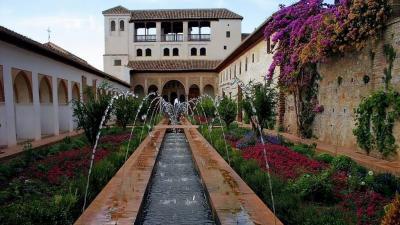 Granada desde Sevilla