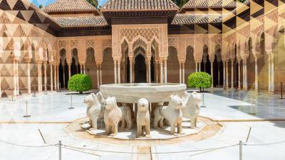Alhambra de Granada (Visita Guiada)